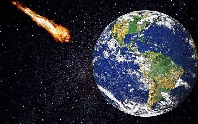 tele2 meteorīts asteroīds zeme